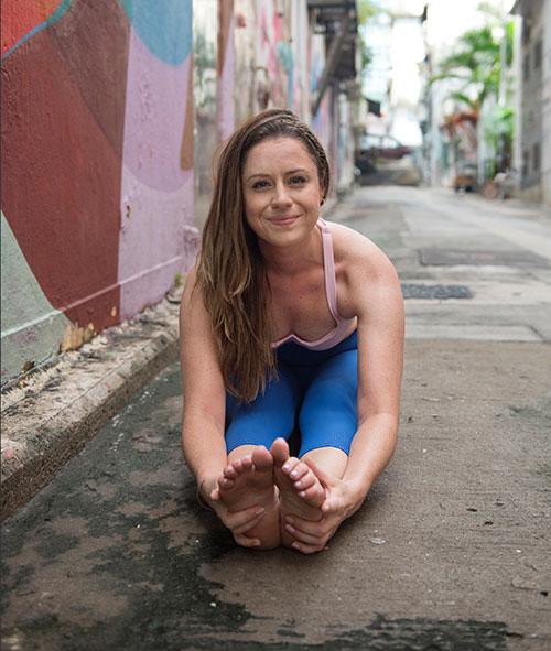 Alice-Rose Private Yoga Lessons